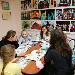 Детский литературный клуб «Радуга»