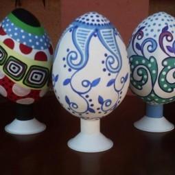 Познавательная программа «История пасхального яйца»