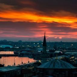 Фотовыставка «Стамбул - город контрастов»