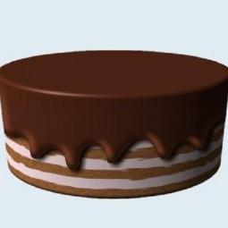 Мастер-класс по рисованию «Шоколадный торт»