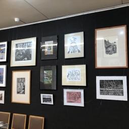 Виртуальная выставка «Графика и книжная иллюстрация»