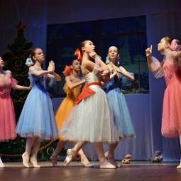 Отчетный концерт «Радуга танца»