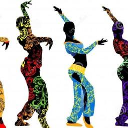 Отчётный концерт студии танца «Жасмин» - «Восточная сказка»