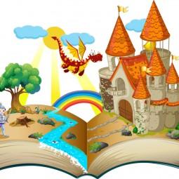 «Книжные гастроли сказочных героев» литературный ринг