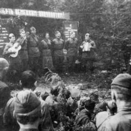 Записи спектаклей о Великой Отечественной войне