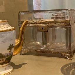 Онлайн-выставка одного экспоната: К международному дню чая