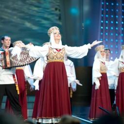 Концерт Хора им. М.Е. Пятницкого
