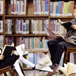 Громкие чтения онлайн «Библиотека читает»