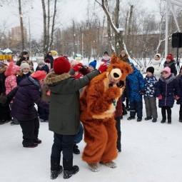 Интерактивно-познавательная программа «Новогодние игры с медвежонком»