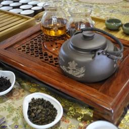 Познавательная программа «Чайная церемония разных стран»