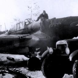 Онлайн прослушивание книги А.Г. Федорова «Авиация в битве под Москвой»