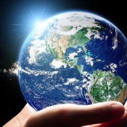 Флешмоб «Мир, в котором мы живем»