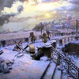 Литературно-музыкальная композиция «Страна, я говорю с тобой из Ленинграда»