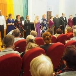 Концерт оперной студии «Возрождение»