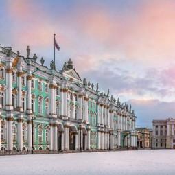 267 лет назад Императрица Елизавета Петровна утвердила проект Зимнего дворца