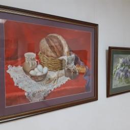 Выставка «Акварель»