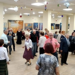 Танцевальный вечер «В снежном царстве, морозном государстве»