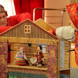 Кукольный спектакль «За клюквой»