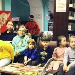 Творческая встреча с детским писателем Сергеем Анатольевичем Грачевым