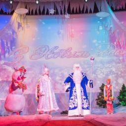 Новогоднее сказочное представление «Эликсир добрых снов»