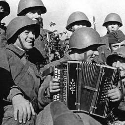 Виртуальная познавательная программа «А песни тоже воевали»