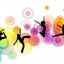 Отчётный концерт коллектива восточного танца «Пандора»