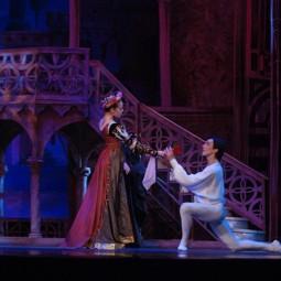 Показ спектакля «Ромео и Джульетта»