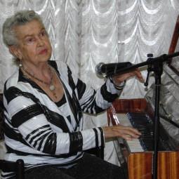Вечер памяти Людмилы Лядовой