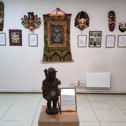 Выставка «Маски мира»