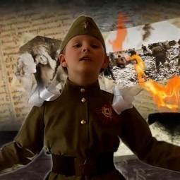 Литературно – музыкальная композиция «Как для нас начиналась война»