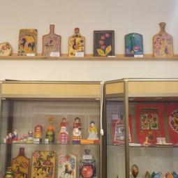 Выставка-конкурс «Декоративная роспись: прошлое и настоящее»