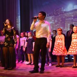 Концерт «Парад отличников»