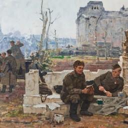 Выставка «Из фронтового блокнота солдата-победителя»