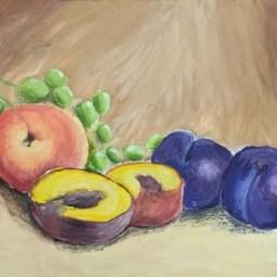 Выставка «Овощи, фрукты и прочие продукты»