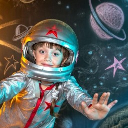 Выставка «День Космонавтики»