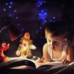 Онлайн-проект Сказка на ночь - Приключение Тучки