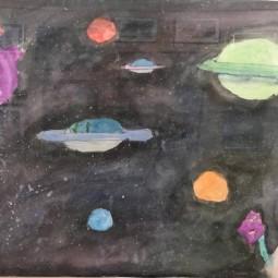 Выставка «Полет к звездам»