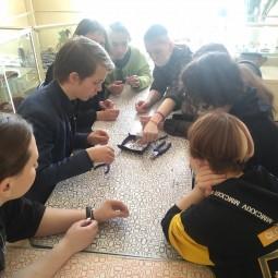 Волонтеры культуры в Одинцовском музее