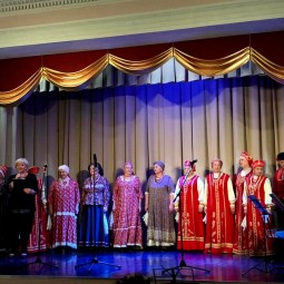 Концертная программа «Душа России»