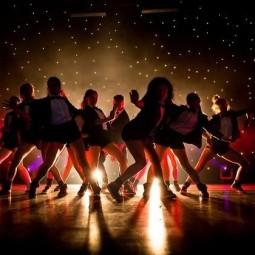 Концертная программа «Танцевальный калейдоскоп»