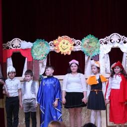 Кукольный спектакль «Красная Шапочка»