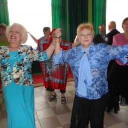 Программа «Давайте потанцуем!»