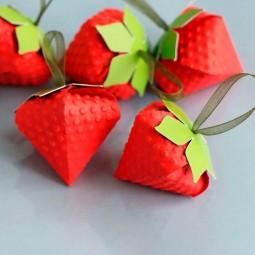 «Корзинка для ягод» - мастер-класс по оригами