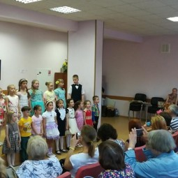Концертная программа «Семья, согретая любовью…»