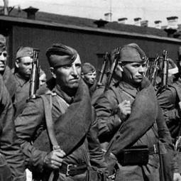 Показ видеоклипа «Грустная песня о войне»