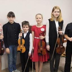 Фестиваль ансамблевой музыки «Весенние дуэты»