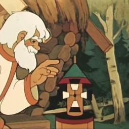 «Чудо-мельница» –мультпоказ