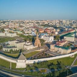 Фотовыставка Антониды Прокопьевой «Прогулка по Казани»