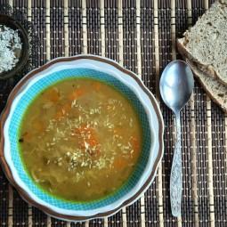 Виртуальный мастер-класс «Пряный суп»