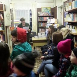 Библиосумерки в Доме культуры «Баковка»